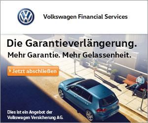 Garantieverlängerung VW-Kuerbis