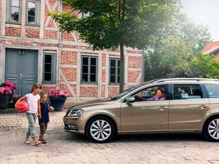 VW-Kürbis Autohaus